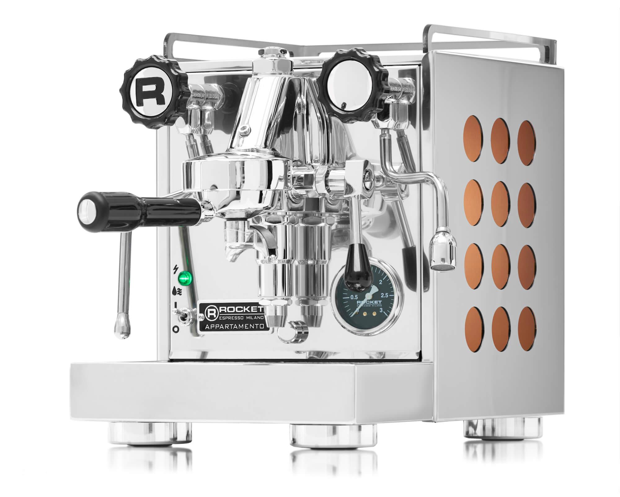 Rocket espressomachine Appartamento koper
