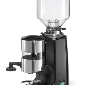 Quamar M80E koffiemolen zwart