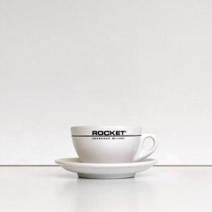 Rocket kopje Cappuccino groot
