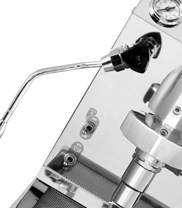 Vibiemme Domobar Junior Dual Boiler Espressomachine