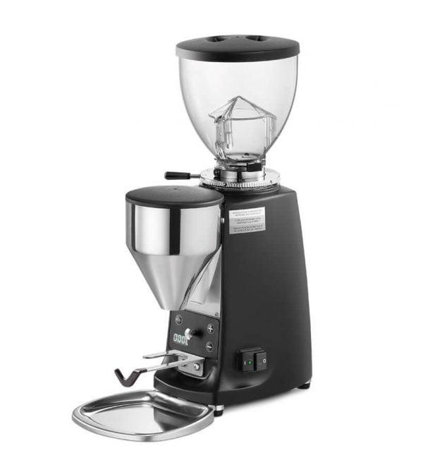 Mazzer Mini Electronic koffiemaler zwart