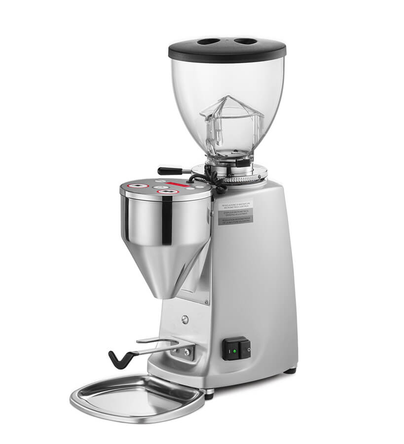 Mazzer Mini Electronic A koffiemolen Chrome