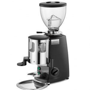 Mazzer Mini Manual koffiemolen zwart