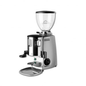 Mazzer Mini Manual koffiemolen chrome