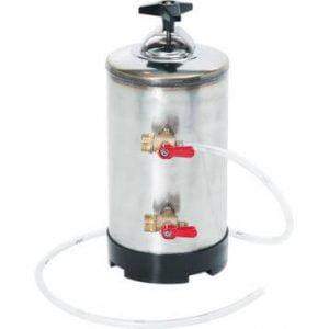 Waterfilter 8lt professioneel DVA LT8