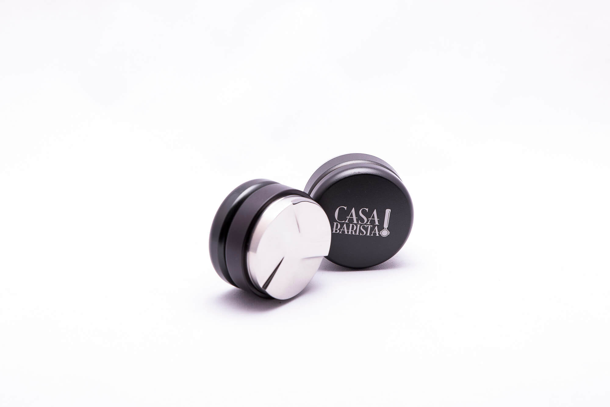 CasaBarista Coffee Distributor (stepless black 58mm)