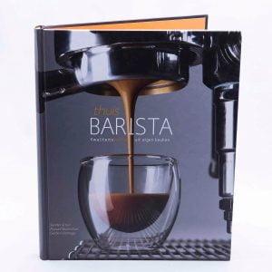 Boek Thuis Barista Kwaliteits koffie uit eigen keuken