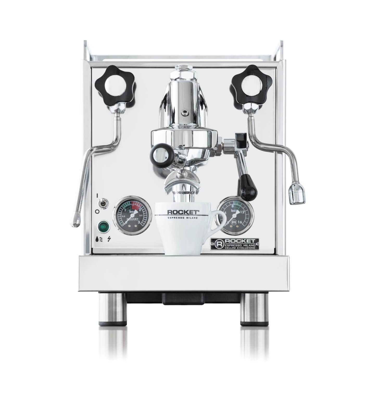 <del>Rocket Espresso Cellini Evo R Nieuwstaat!</del>
